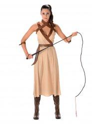 Costume da guerriera del deserto da donna