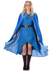 Costume da guerriera epica medievale donna