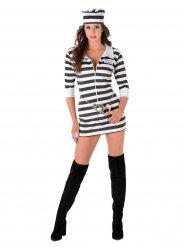 Costume prigioniera per donna