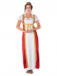 Costume damigella medievale per donna