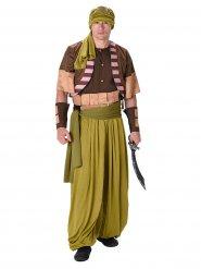 Costume guerriero del deserto per uomo
