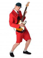 Costume rock star per uomo