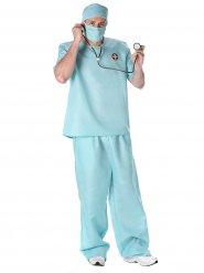 Costume chirurgo da uomo