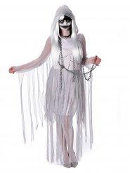Costume da fantasma per donna Halloween