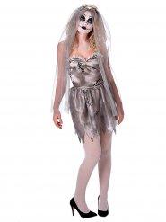 Costume da sposa fantasma per donna halloween