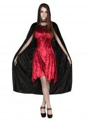 Costume strega vampiro per donna halloween