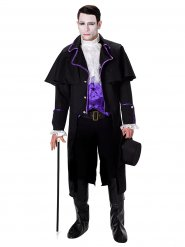 Costume da vampiro gotico per uomo
