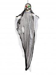 Fantasma gigante scheletro luminoso per Halloween