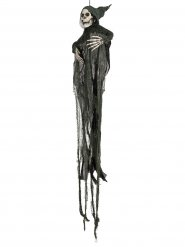Decorazione scheletro appeso halloween