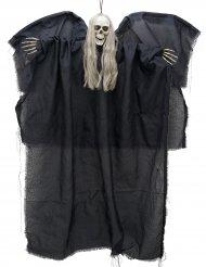 Decorazione per halloween angelo della morte luminoso 110 cm
