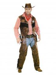 Travestimento da cowboy per adulto