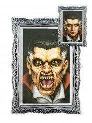 Quadro lenticolare vampiro halloween