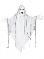 Decorazione di halloween Fantasma luminoso 110 cm