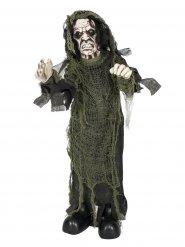 Decorazione di halloween animata zombie spaventoso 75 cm