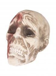 Cranio Zombie per Halloween