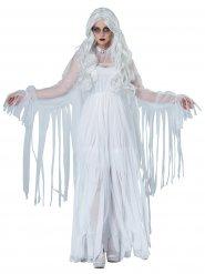 Costume dama bianca fantasma donna