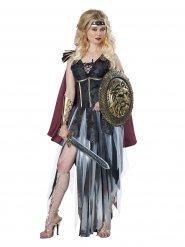 Costume da gladiatrice per donna