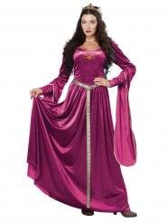 Costume da principessa medievale epica per donna