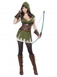 Costume arciere dei boschi per donna