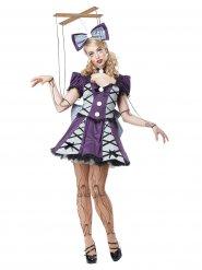 Costume da marionetta donna