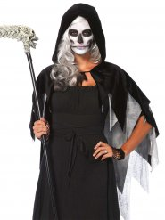 Mantello deluxe morte per donna halloween