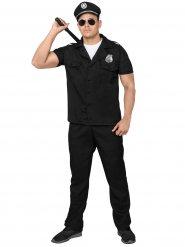 Costume da cattivo poliziotto per uomo