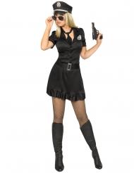 Costume da poliziotto sexy per donna