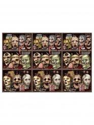 Decorazione da muro Crani mostruosi halloween
