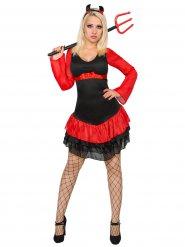 Costume da diavolessa provocante per donna