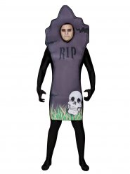 Costume da lapide per adulto Halloween