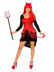 Costume da diavolessa per donna!