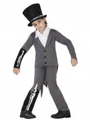 Costume da Maggiordono fantasma per bambino