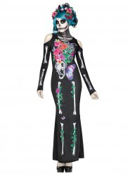 Costume Dia de los muertos per donna