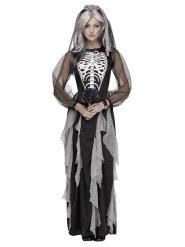 Costume da sposa cadavere per donna Halloween