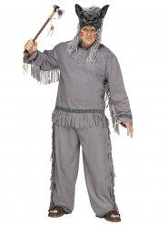 Costume indiano da cacciatore di lupi