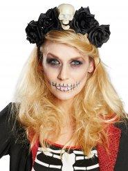 Fascia dia de los muertos per donna