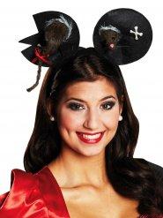 Cerchietto da topolino zombie - Halloween
