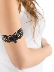 Tatuaggio adesivo pipistrello