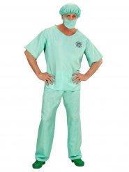 Costume da chirurgo per uomo