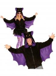 Maglia da pipistrello per adulto halloween