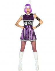 Costume robot spaziale per donna