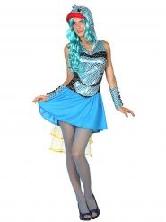 Costume pesce per donna