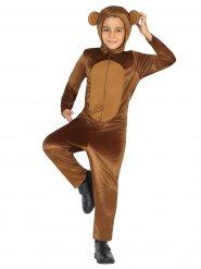 Costume da scimmia divertente per bambino