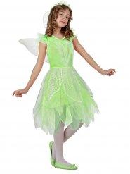 Costume da fata verde per ragazza