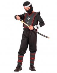 Costume da ninja imbattibile per bambino