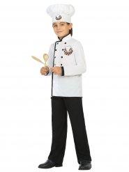 Costume da cuoco chef per bambino