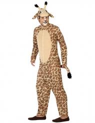 Costume giraffa da adulto