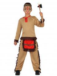 Costume indiano selvaggio per bambino