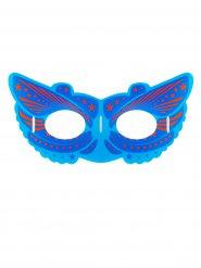 Maschera super eroe fosforescente per adulto