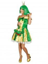 Costume principessa ranocchia